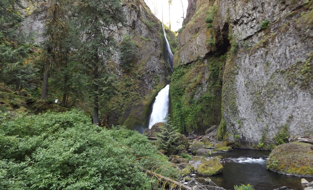 Columbia River Gorge Natinoal Scenic Area