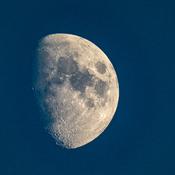 la lune du 27 août 2020