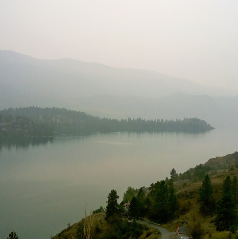 Little smoky Lake Country, British Columbia, CA