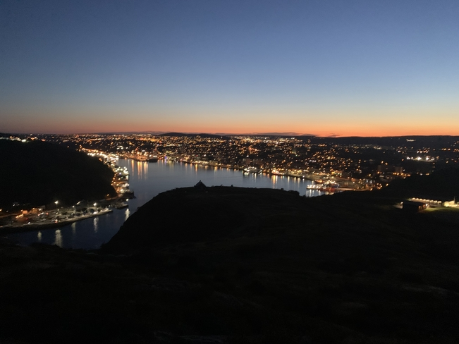 Signal Hill lookout St. John's, Newfoundland and Labrador, CA
