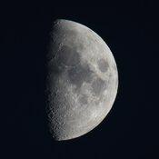 la lune du 24 septembre 2020