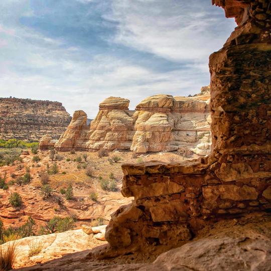 Mule Canyon Interpretive Site