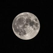 Pleine lune de la moisson