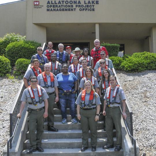Allatoona Lake Project Management Office 1138 GA-20 Spur Cartersville, GA 30121