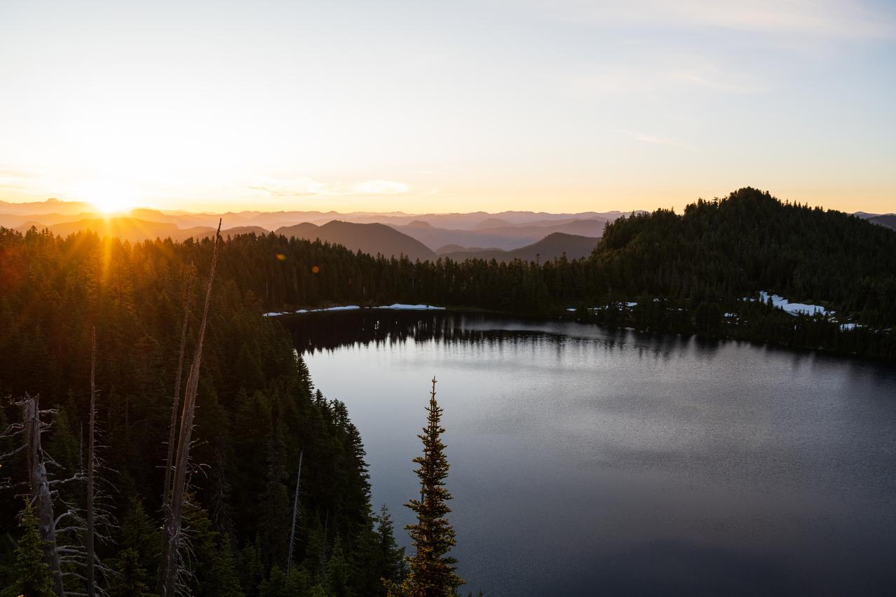 Mount Baker–Snoqualmie National Forest