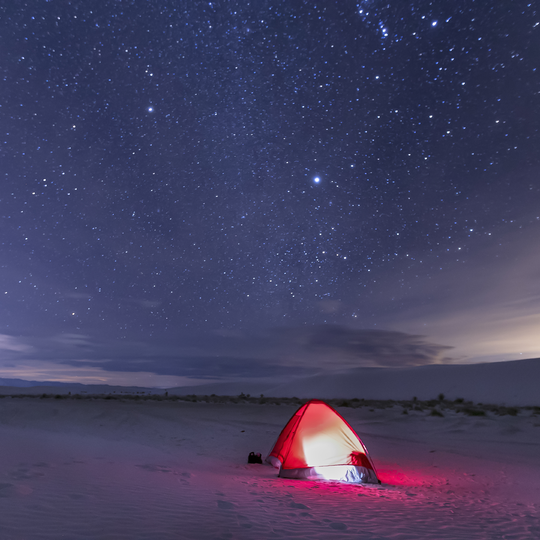 White Sand National Monument