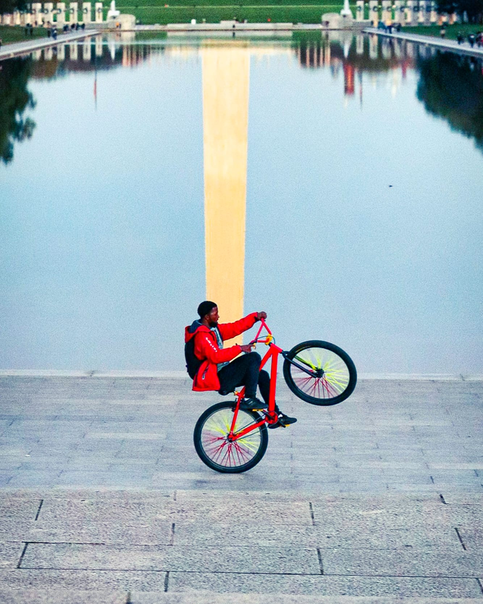 National mall cycle