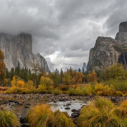 Yosemite National Pak