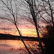 Petit lac Lambton