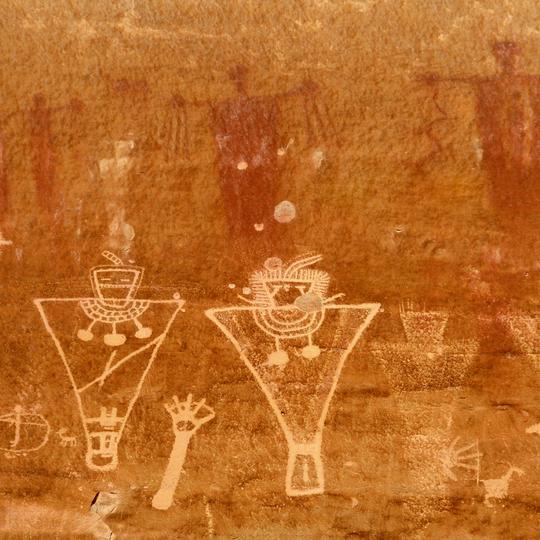 Sego Canyon Rock Art Interpretive Site