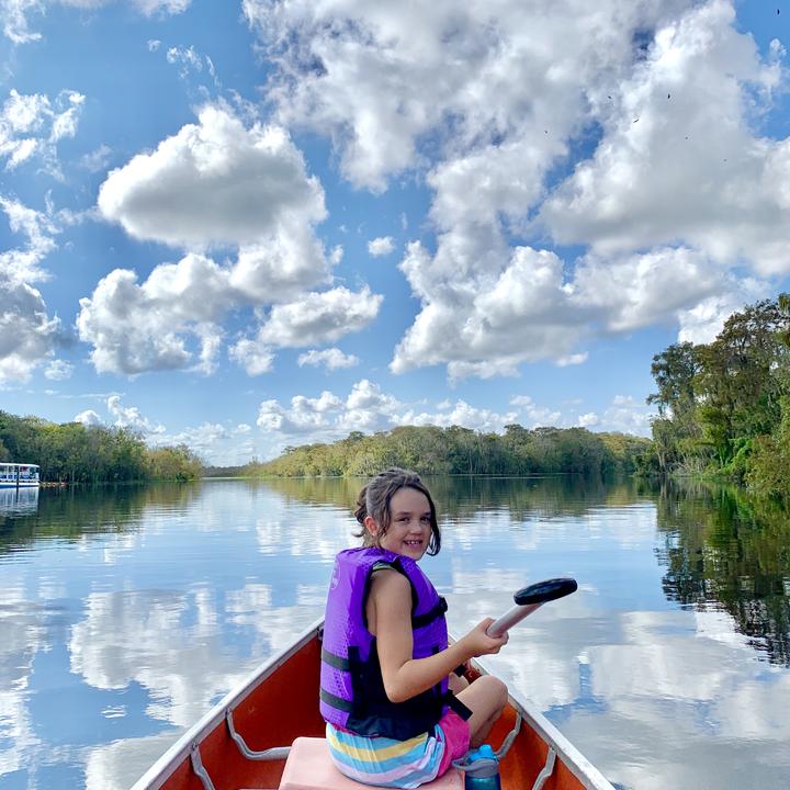 Rowing Through the Skies