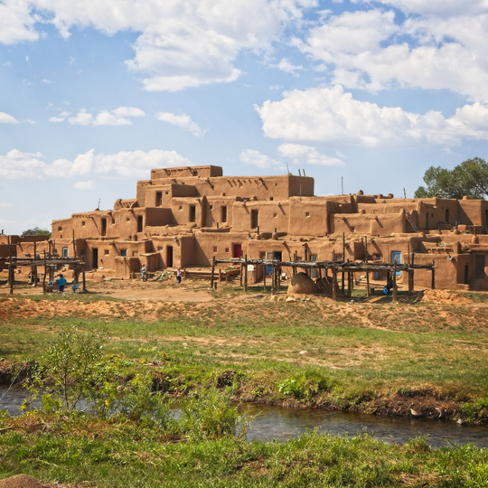 Taos Pueblo: World Heritage Site