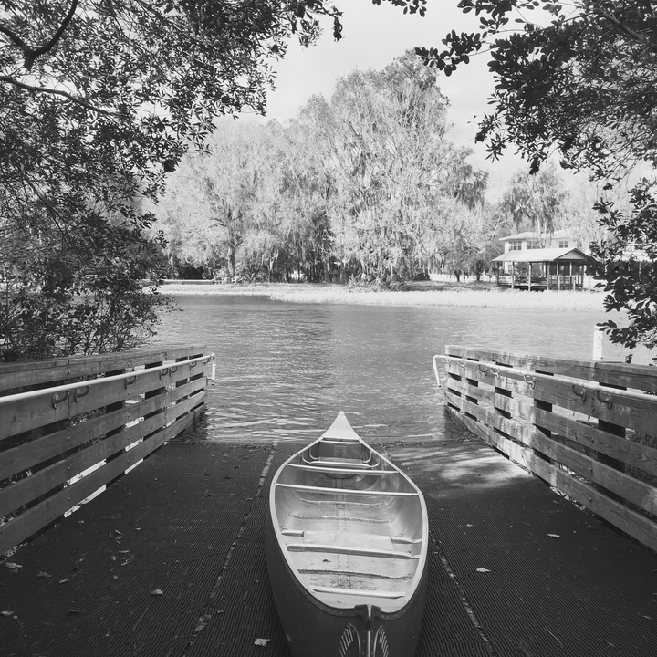 Canoe for Two