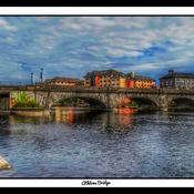 Athlone Bridge en Irlande