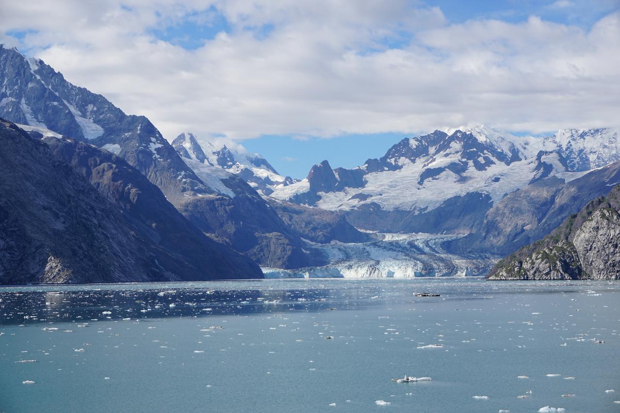 Glacier Bay National Park and Reserve