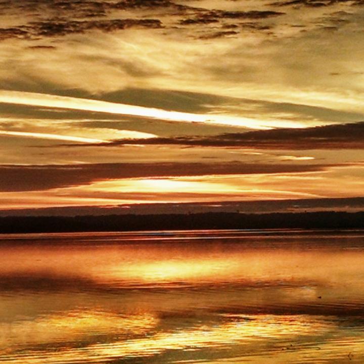 Morning Sky Art