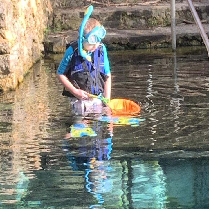 suwannee snorkel