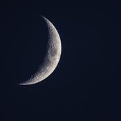La lune du 18 décembre 2020