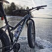 Vélo de glace