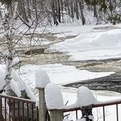 L'hiver , la Boisbouscache