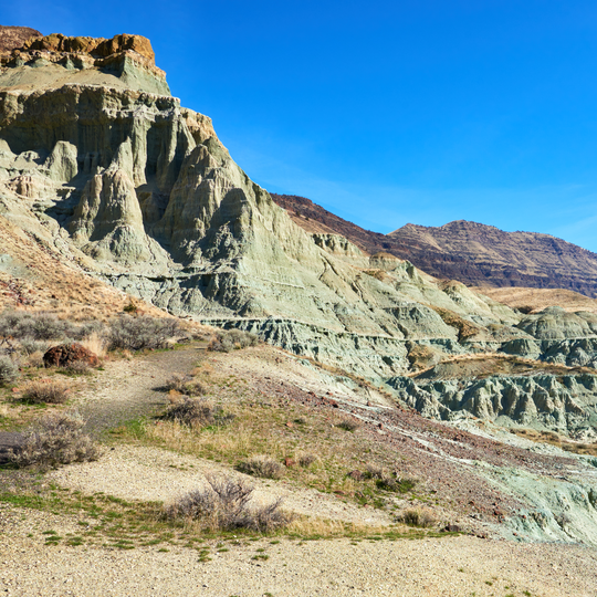 John Day Fossil Beds National Monument.