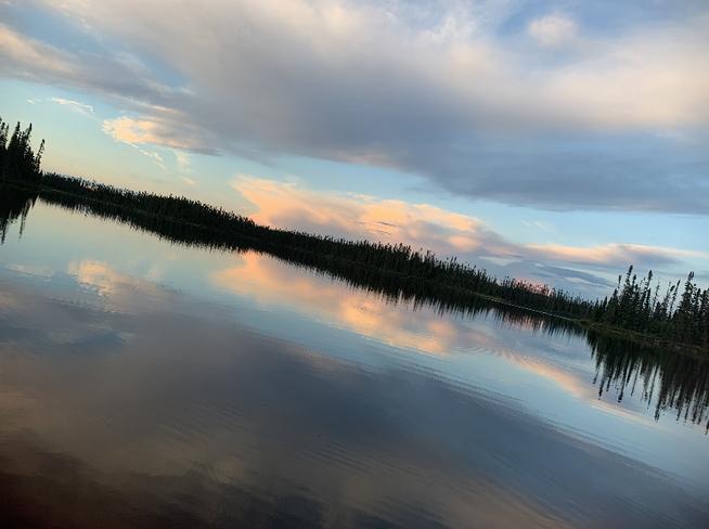 Lac Margonne Chibougamau, Québec, CA