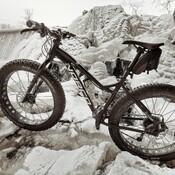 Vélo de cascade
