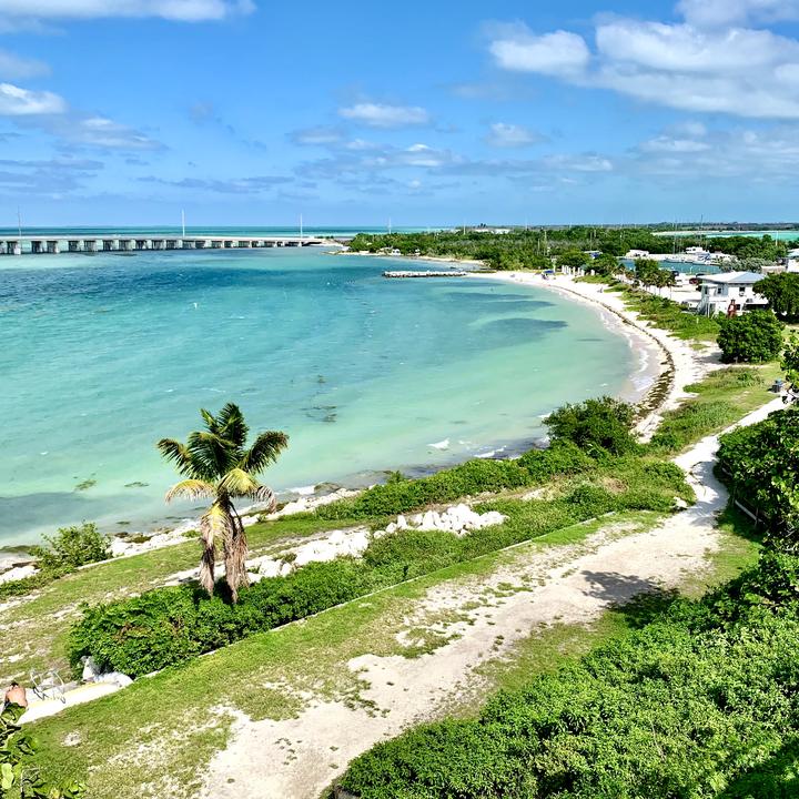 Bahia Honda View From Rail Bridge