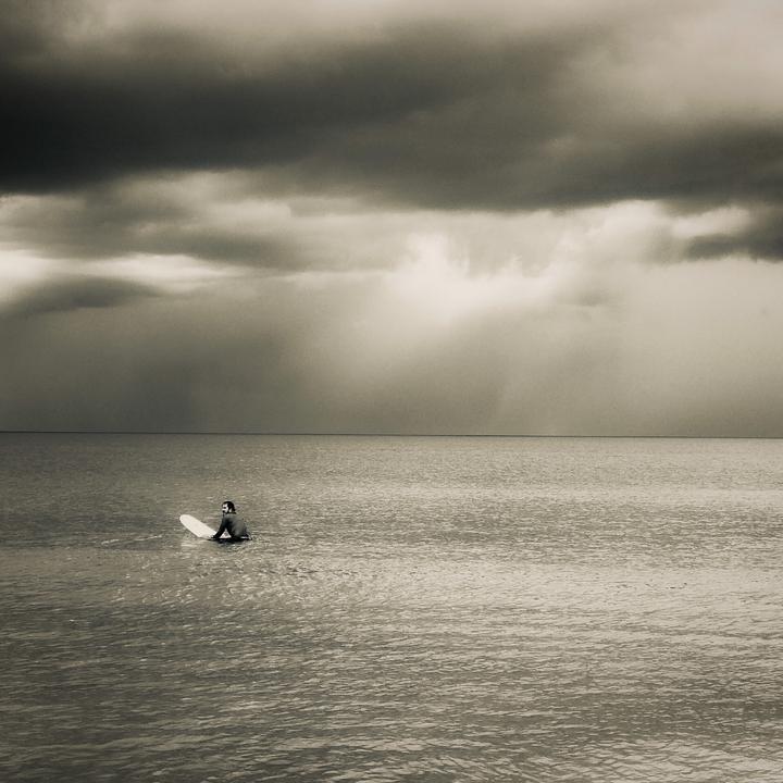 the storm around us