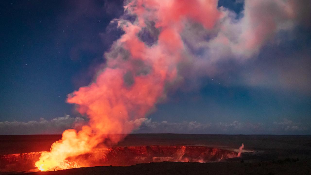 Hawai'i Volcano National Park