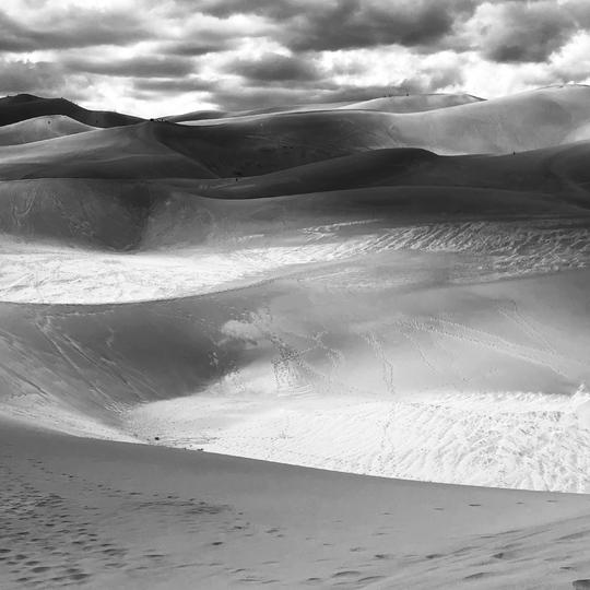 Sand Dunes National Park