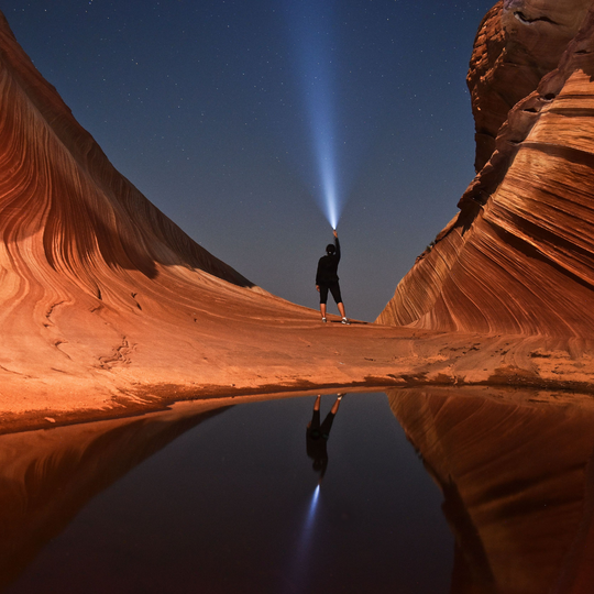 The Wave (Coyote Buttes North)