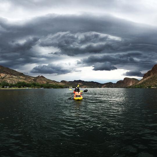 Canyon Lake National Recreation Area