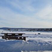 Sur le Lac St-Jean