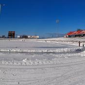 Anneau de glace à L'Université Laval
