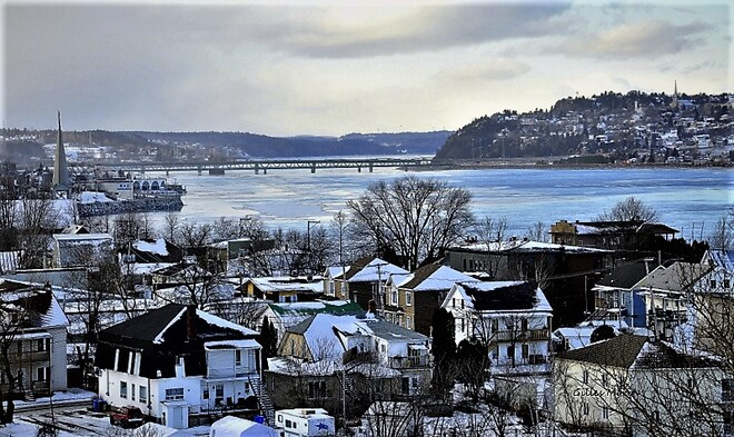 Chicoutimi. Saguenay, QC