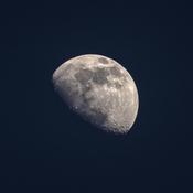 La lune du 21 février 2021