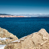 paysages du jour Gaspésie,