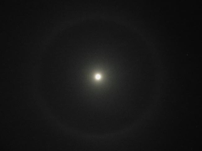 Halo Moon Sylvan, Ontario
