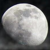 lune en D croissant