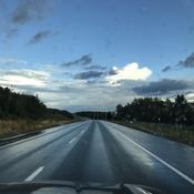 Journée sous la pluie