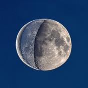 La lune en quartier