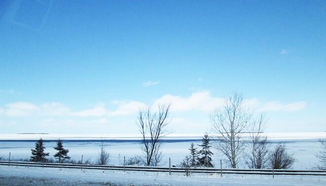 Petit dégel Boulevard de l'Anse, Roberval, QC G8H 2N1, Canada
