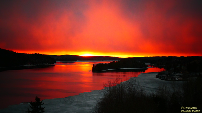 Photographies Chantale Ouellet Shipshaw, Saguenay, QC