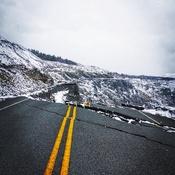 La route s'arrête ici!
