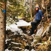 Randonnée pédestre au Mont Bélanger