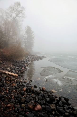 Foggy Spring Day 2400 Scott Dr, Shuniah, ON P7A 0Y7, Canada