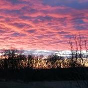 levée du soleil