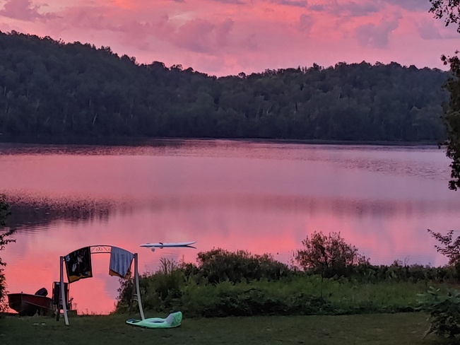 Sailors' warning Lac-Nominingue, QC