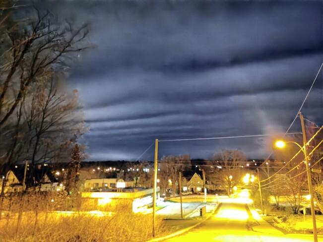 Apres la tempête Sherbrooke, QC